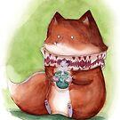 « Tea Fox » par Threeleaves