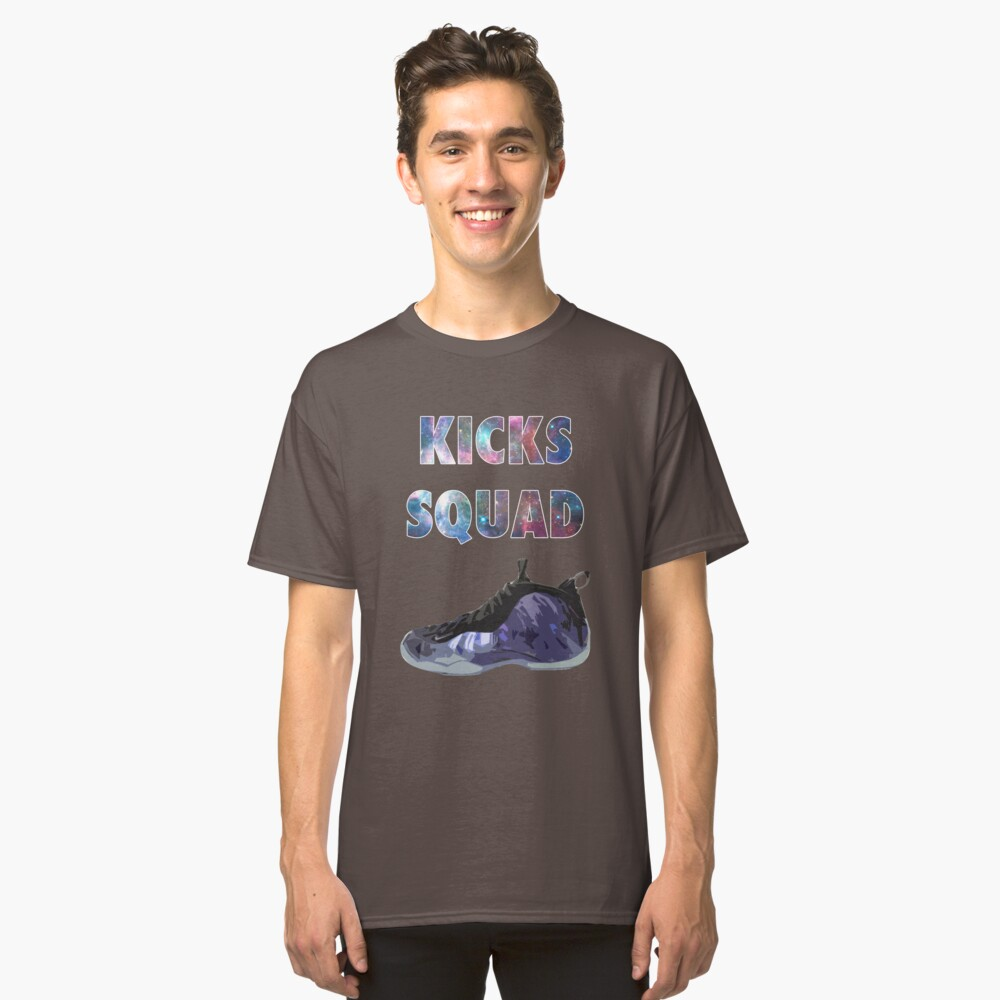 Shoe Game Classic T-Shirt Front