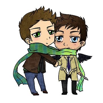 Destiel by KOTMZain