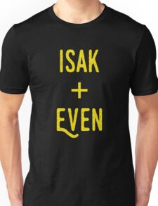 Isak+Even Unisex T-Shirt