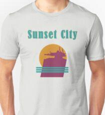 Destiny Sunset City T-Shirt
