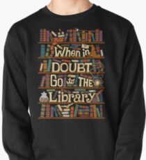 Go to the library Pullover