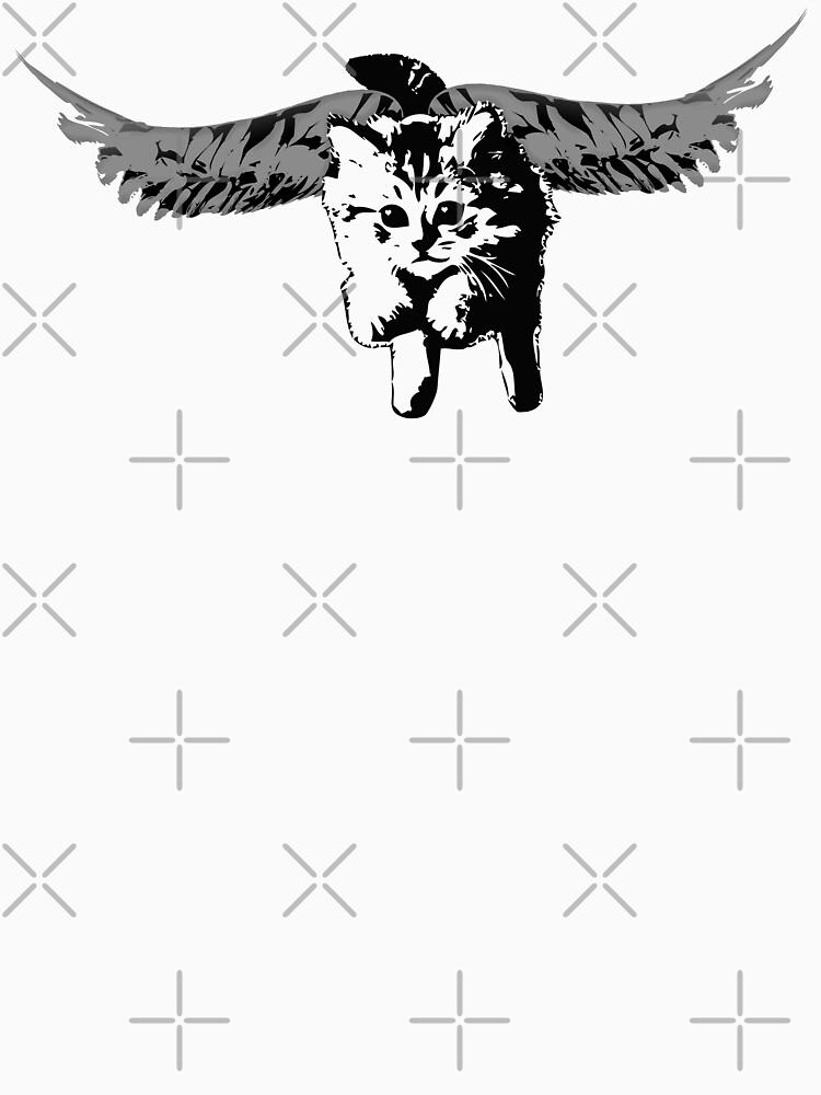 If Kittens Had Wings by LittleMissTyne