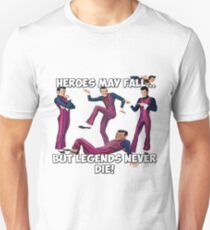 Robbie Rotten - Legends Never Die! T-Shirt