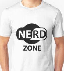 Nerd Zone Unisex T-Shirt
