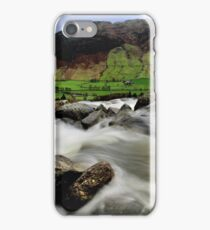 Rivers Course. Stickle Ghyll. iPhone Case/Skin