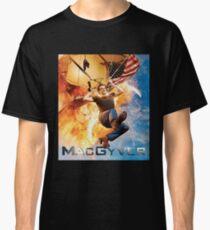 MacGyver Top Agent TV Series Classic T-Shirt