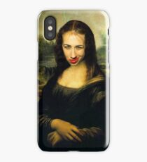 Miranda Sings - Mona Lisa Phone Case iPhone Case