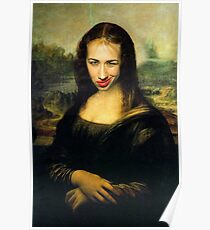Miranda Sings - Mona Lisa Phone Case Poster