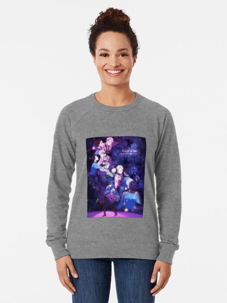 Alternative Ansicht von Victuuri Leichter Pullover