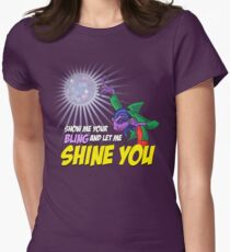 Show me your BLING Women's Fitted T-Shirt