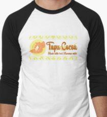Tapu Cocoa - Distressed Logo 2 Men's Baseball ¾ T-Shirt