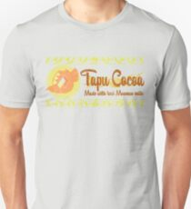 Tapu Cocoa - Distressed Logo 2 T-Shirt