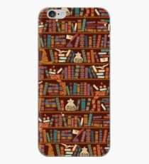 Bookshelf iPhone Case