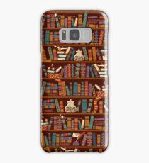Bookshelf Samsung Galaxy Case/Skin