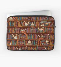 Bookshelf Laptop Sleeve