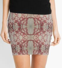 Rope Pattern 1 Mini Skirt