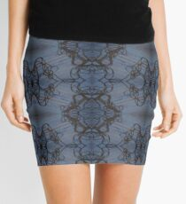 Rope Pattern 2 Mini Skirt