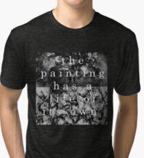 Jackson Pollock Tri-blend T-Shirt
