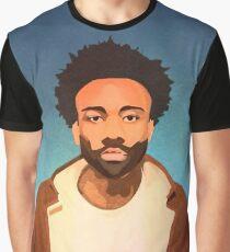 childish gambino - the rappers Graphic T-Shirt