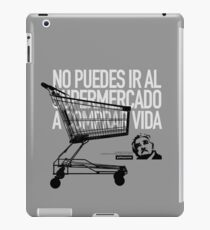 Supermarket iPad Case/Skin
