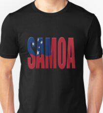 Samoan flag Unisex T-Shirt