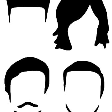 Bastille Hair Design with Dan Will Kyle and Woody by Alltheworld