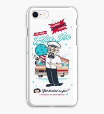 Mr. White's Blue Ice iPhone Case/Skin