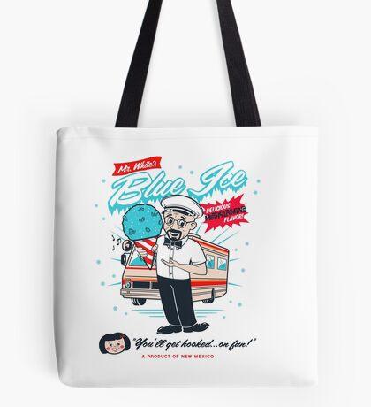 Mr. White's Blue Ice Tote Bag