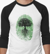 Green Thumb Men's Baseball ¾ T-Shirt