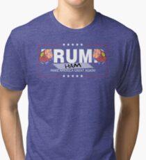 Rum Ham Tri-blend T-Shirt
