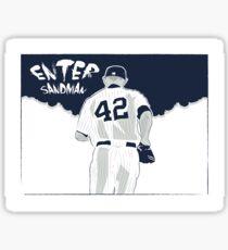 Enter Sandman Sticker