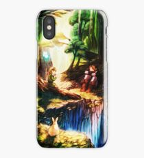 entertaining giver to peace iPhone Case