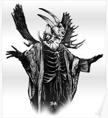DEATH - HEX TAROT Poster