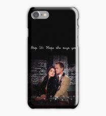 STEP 16 iPhone Case/Skin