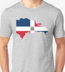 Dominican Republic Unisex T-Shirt