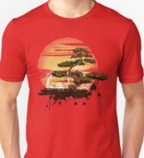 Bonsai Tree Karate Dojo Slim Fit T-Shirt