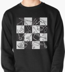 Kitchen Tools Check Pullover
