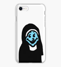 Jesus no. iPhone Case/Skin