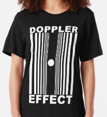 Doppler Effect Slim Fit T-Shirt
