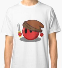 Bouncy Ball Warrior (Mr.Ball) Classic T-Shirt