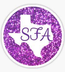 Stephen F Austin State University Sticker