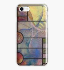 Desert Blossoms (Square Version) - By John Robert Beck iPhone Case/Skin