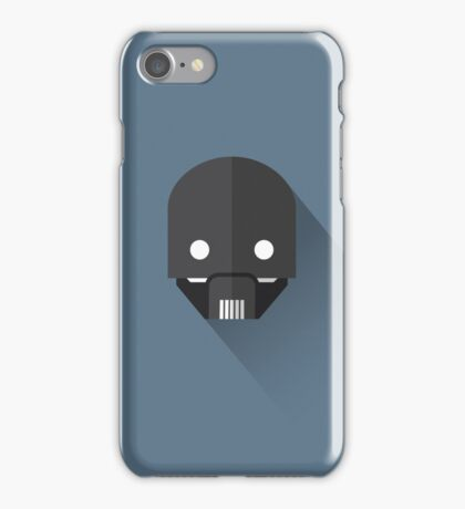 Star Wars Rogue One // K-2SO Droid [Flat Design]  iPhone Case/Skin