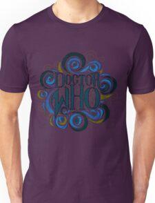 Whimsically Wibbly Wobbly Timey Wimey - Light Shirt Unisex T-Shirt