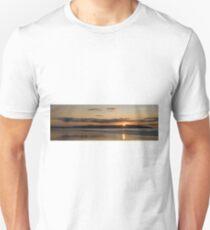 Seagull Sunset Unisex T-Shirt