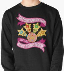 Töte zusammen, bleib zusammen - Sailor Scouts Sweatshirt