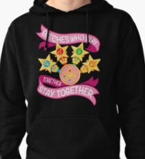 Slay Together, Stay Together - Sailor Scouts Pullover Hoodie