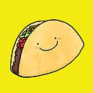Cute Taco by Claire Lordon