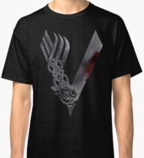 Wikinger HD Logo Classic T-Shirt